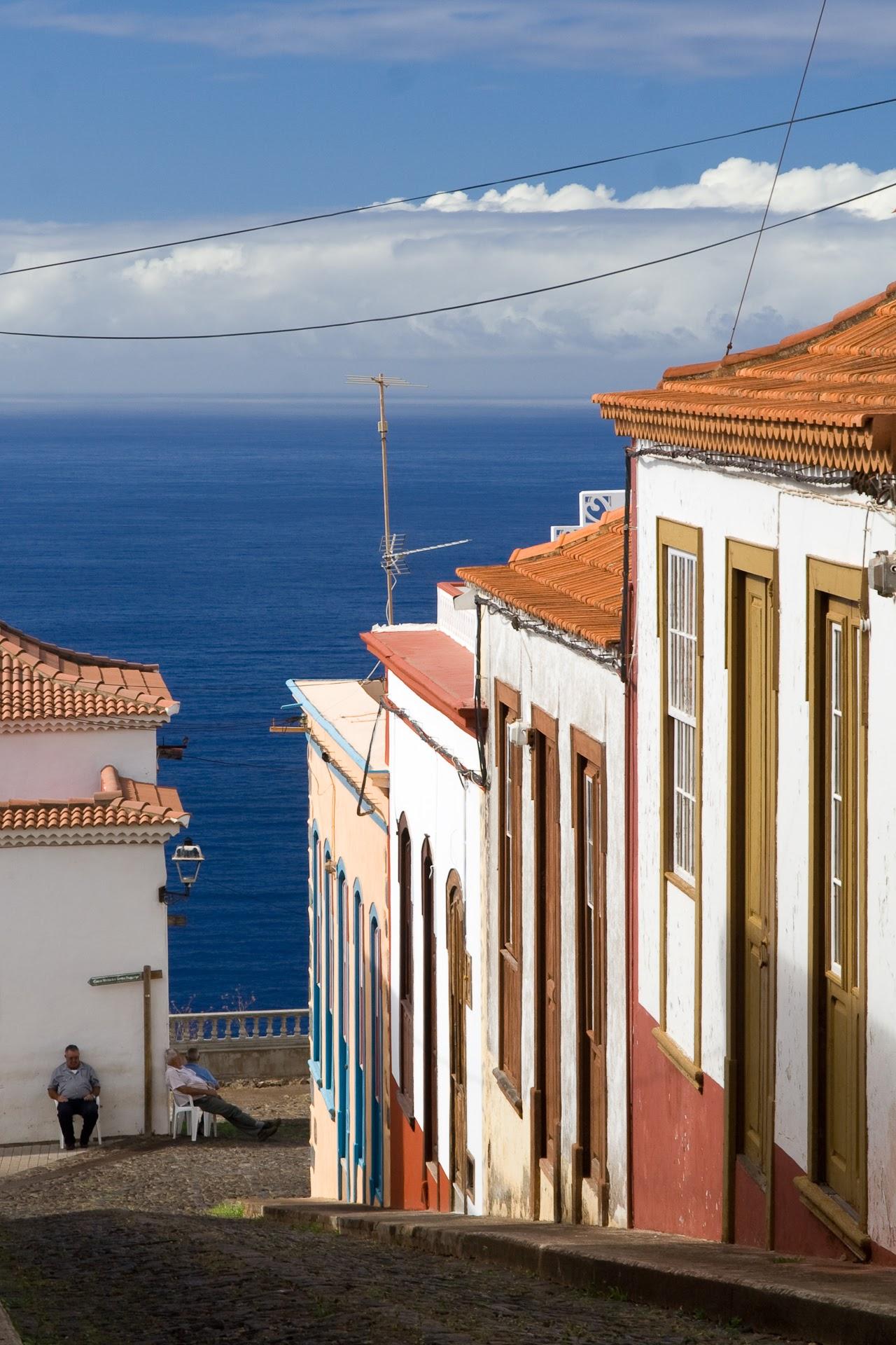 Vakantie La Palma oktober 2009